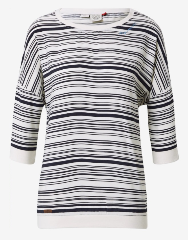 Ragwear Shirt Francy Stripes