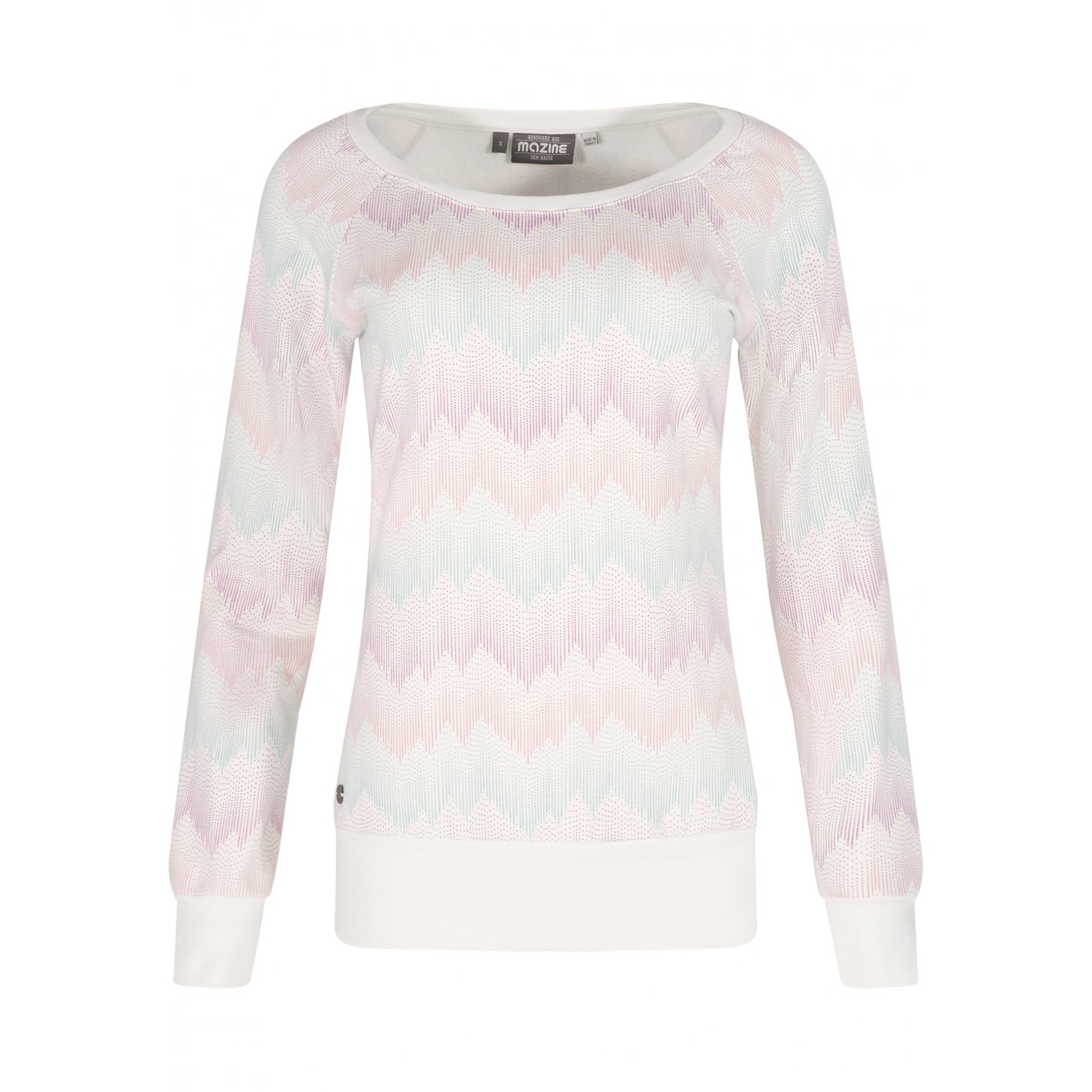 Mazine Irma Sweater white