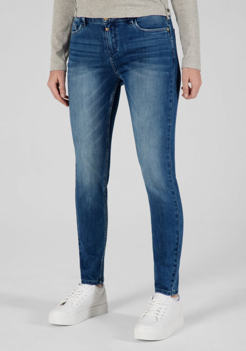 Timezone Jeans Tight Aleena blue wash