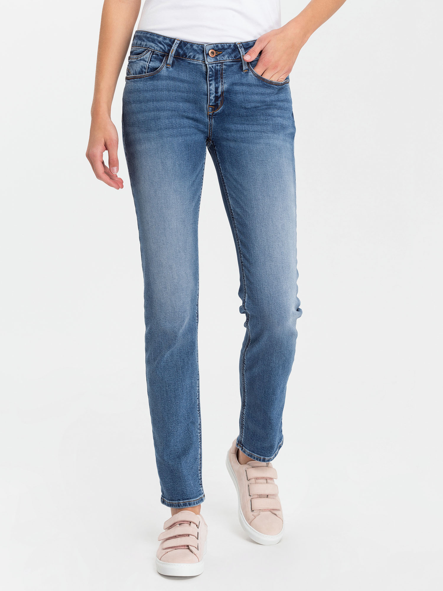 Cross Jeans Rose blue denim