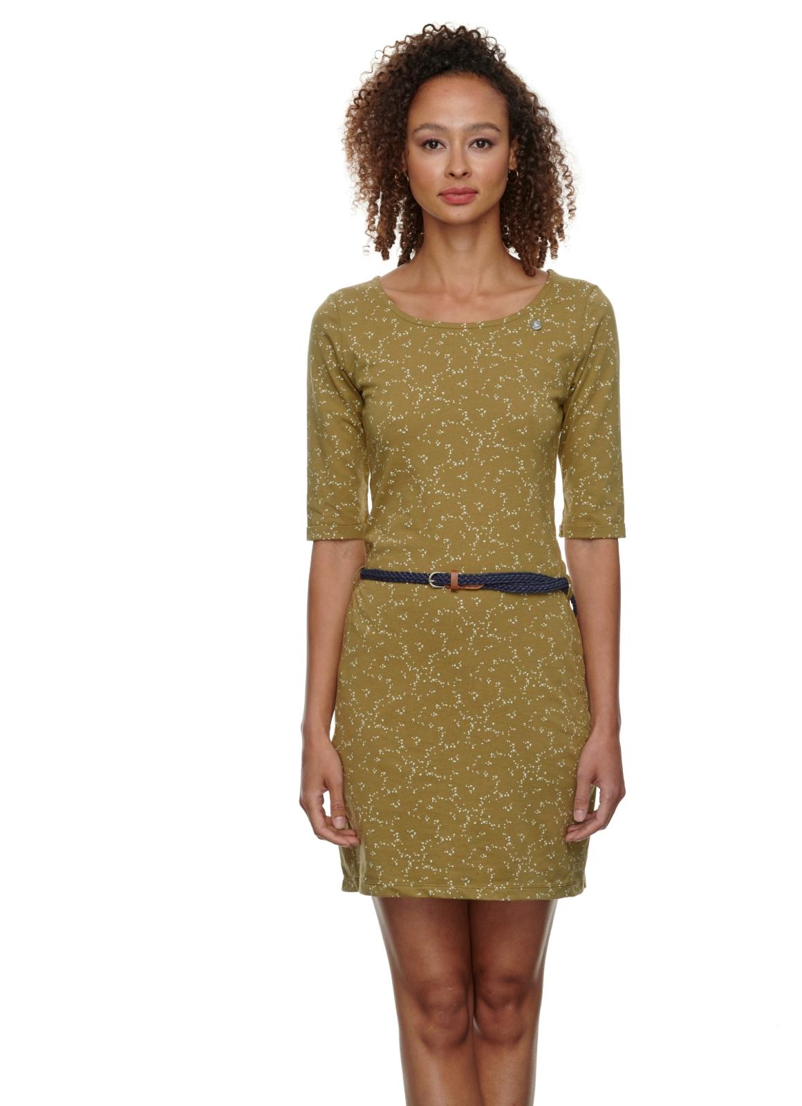 Ragwear Kleid Tamy B Organic khaki
