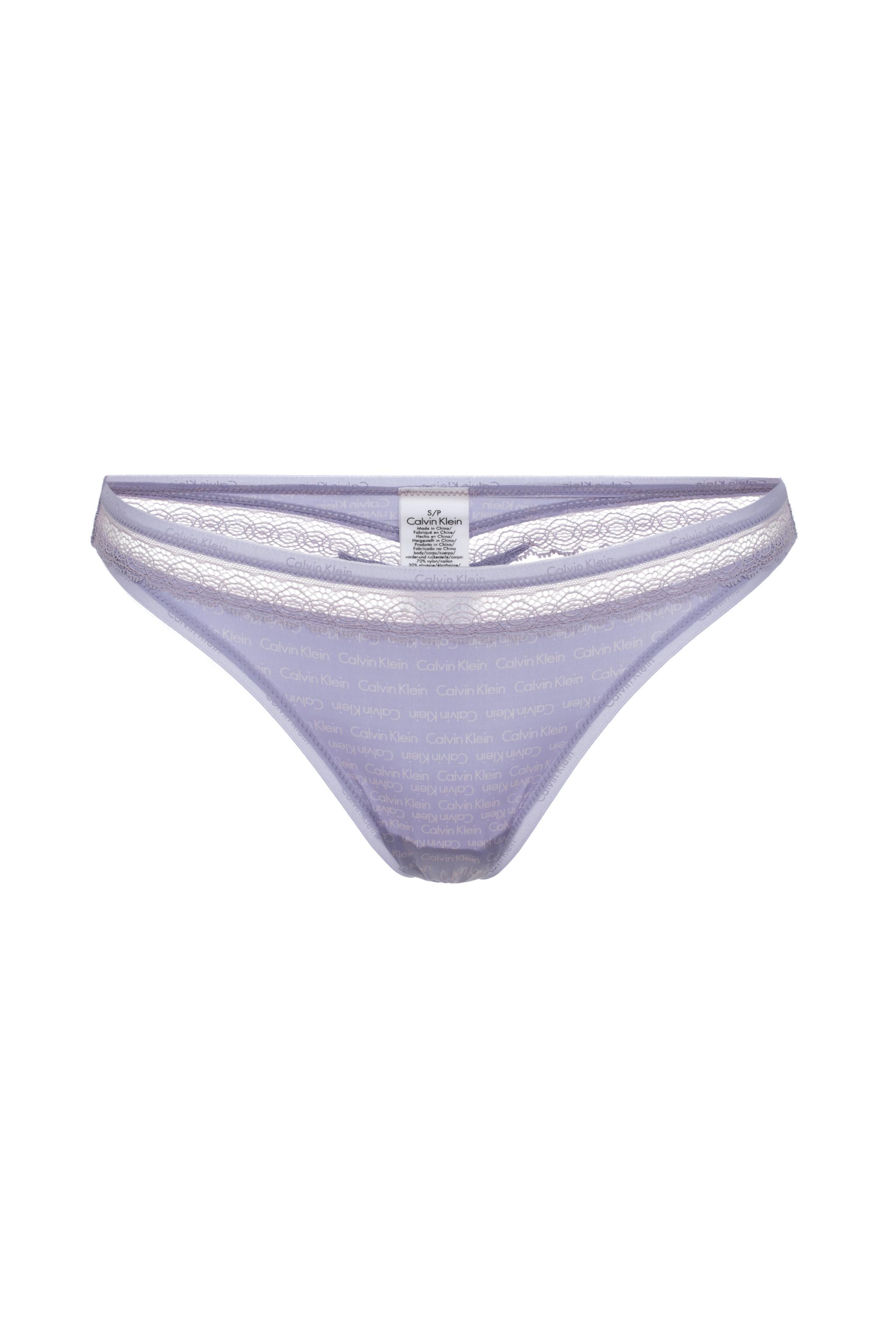 Calvin Klein Damen String F3265E Women's Thong