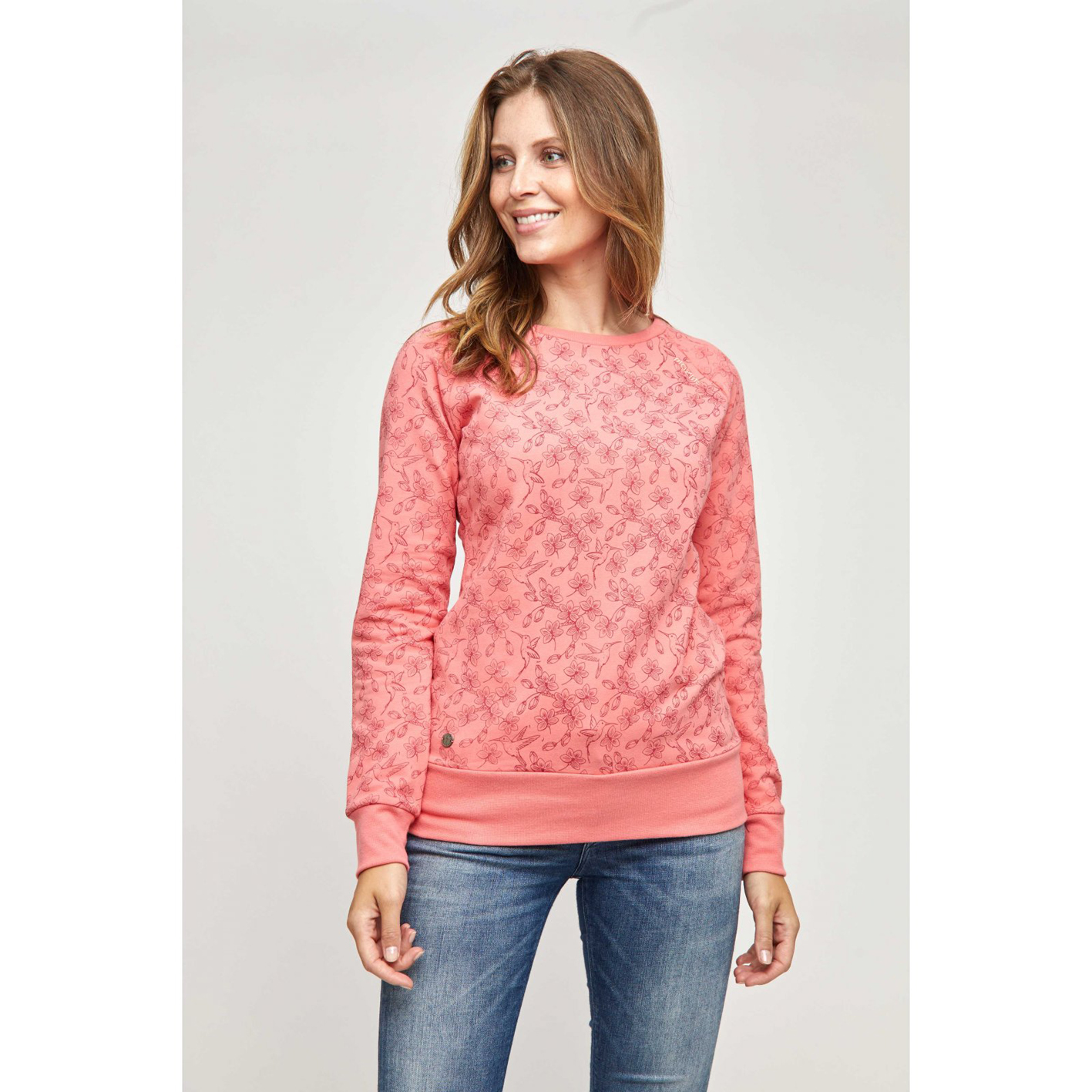 Mazine Tanami Sweater salmon
