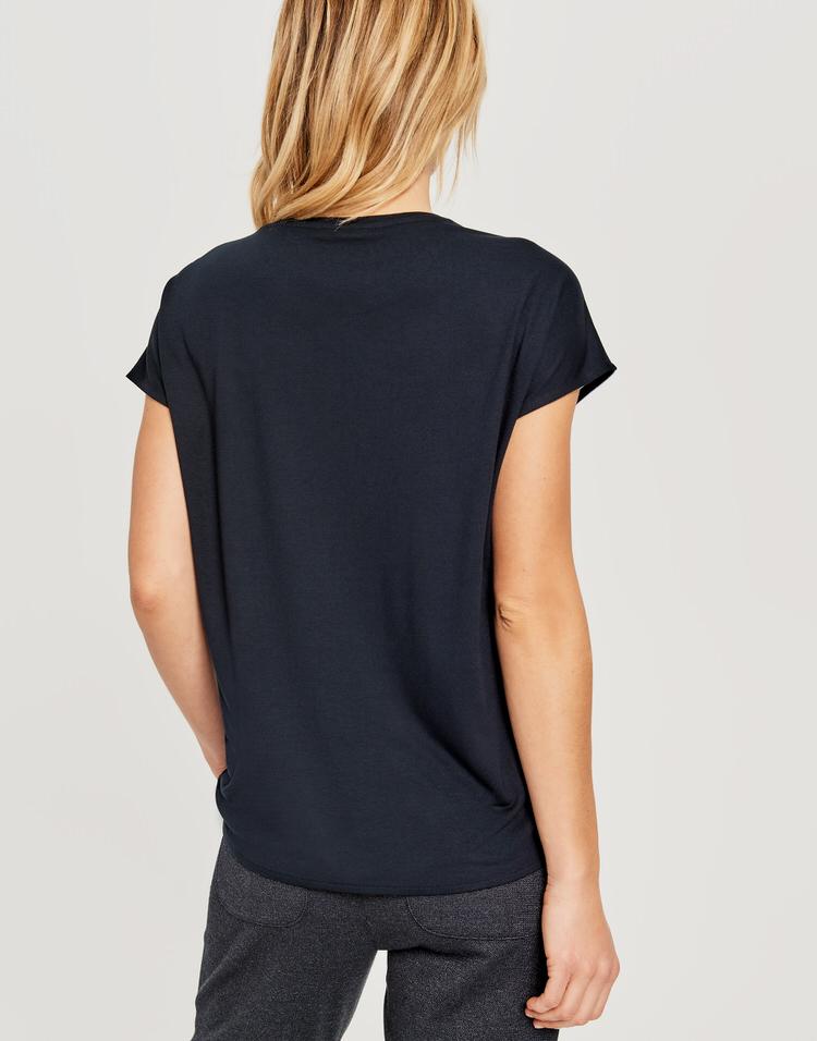 Opus Shirt Sanosi Print sky