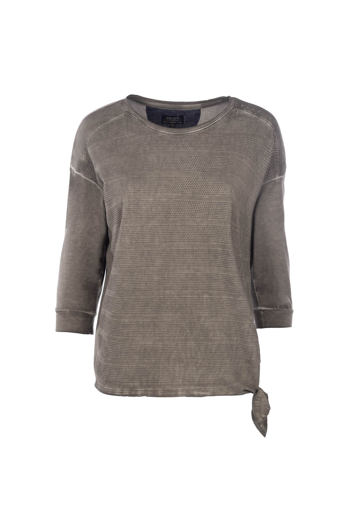 Soquesto Shirt Karin stone green