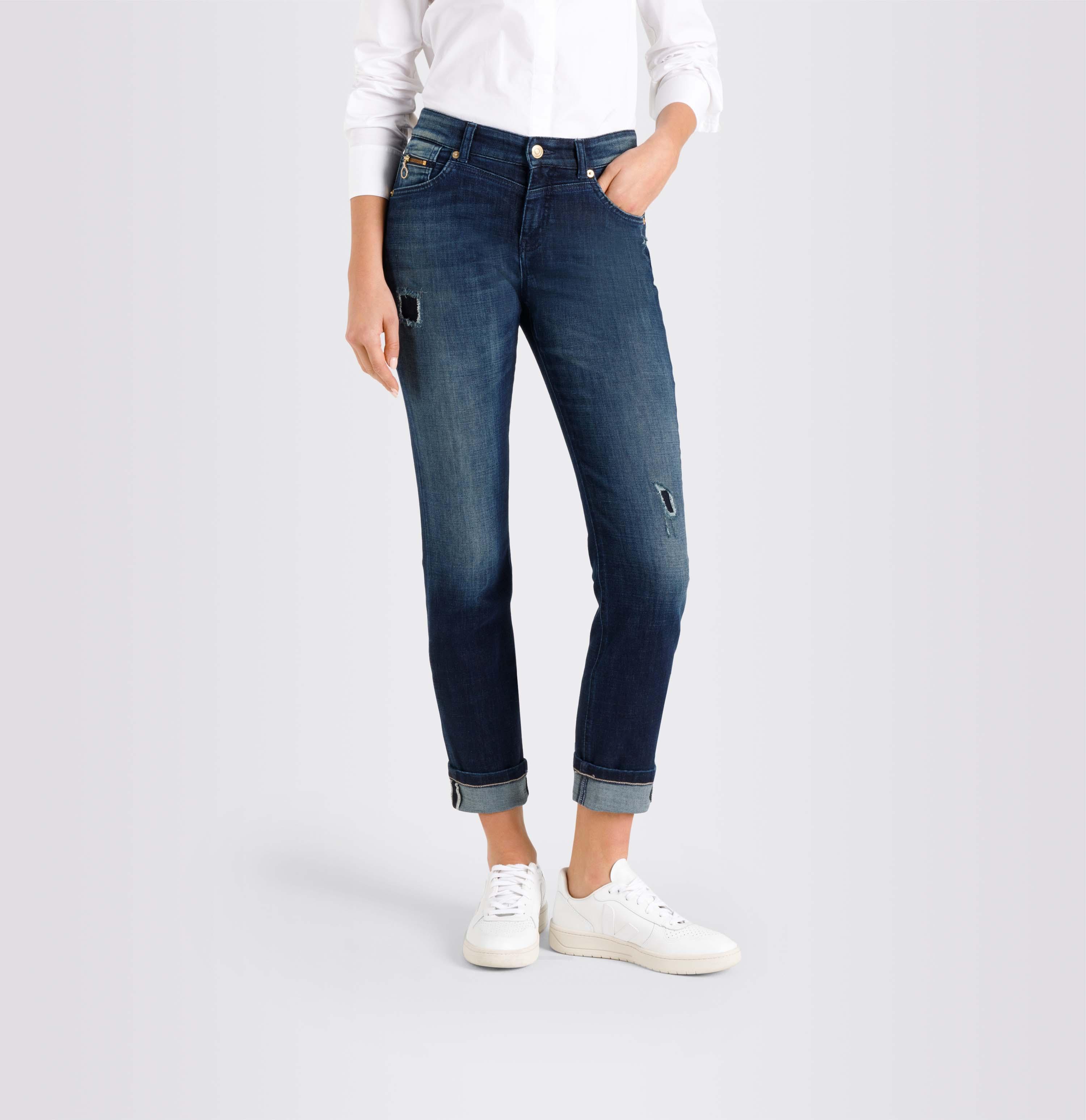 MAC Jeans Rich Slim darkblue used