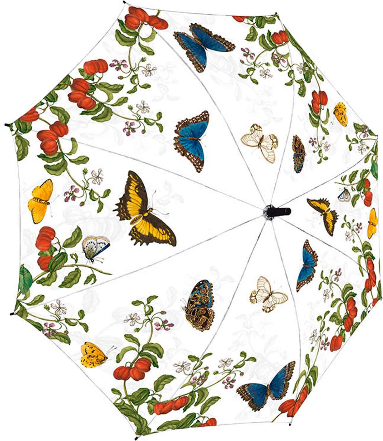 Rannenberg Regenschirm 'Schmetterlinge'