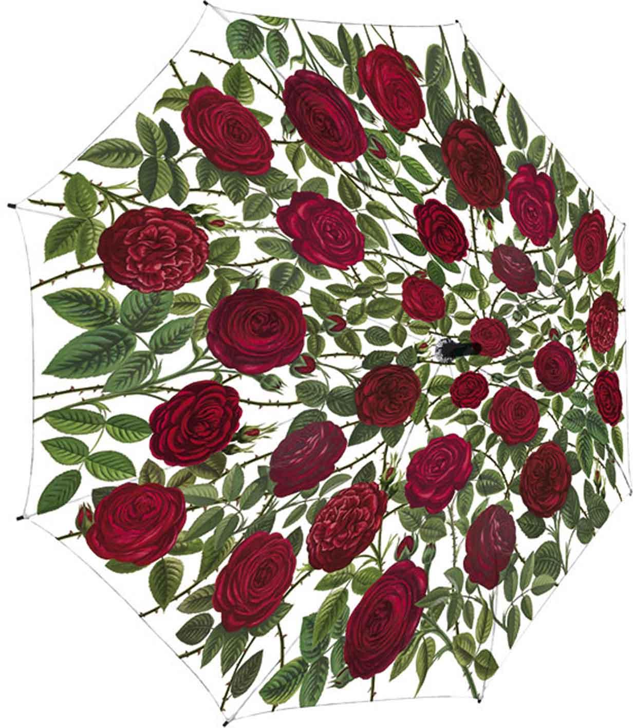 Rannenberg Regenschirm 'Rote Rosen'