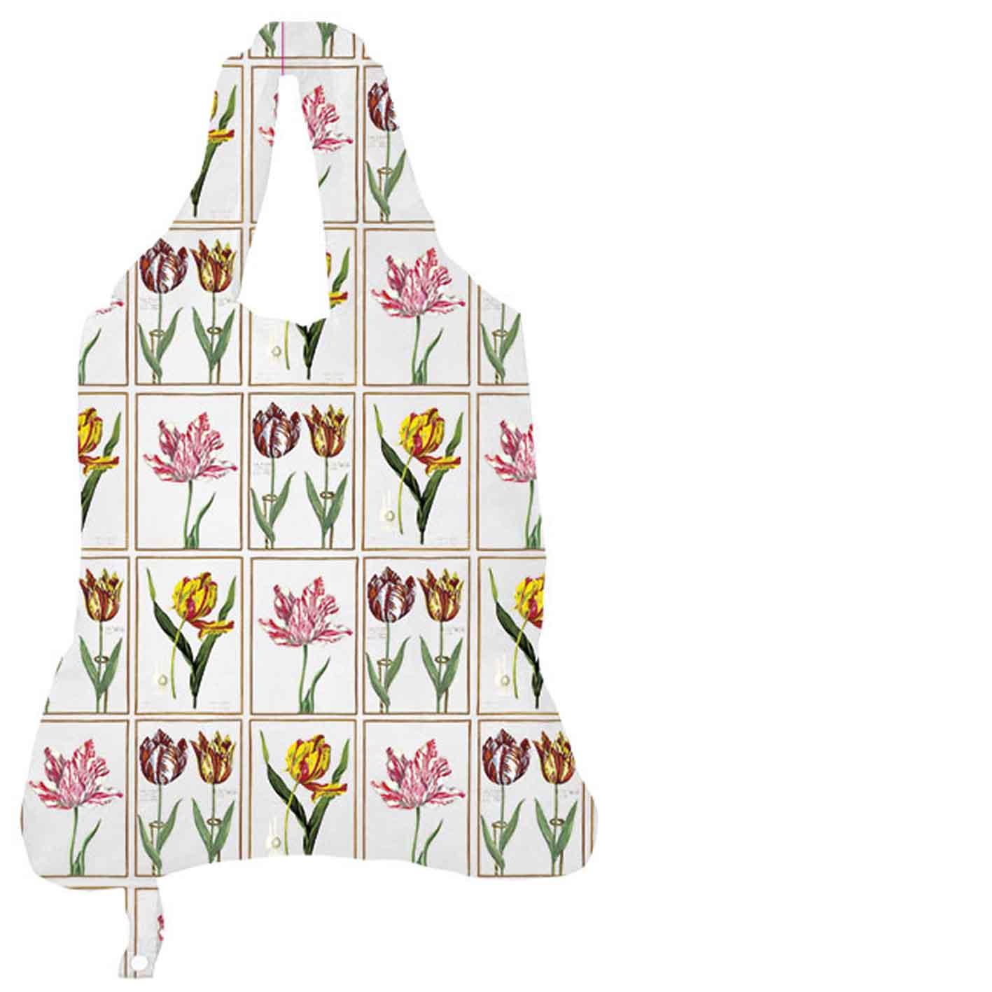 Rannenberg Einkaufsbeutel 'historische Tulpen'